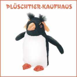 WWF Plüschtier Kaiserpinguin 33cm Pinguin Kuscheltier Stofftier Pinguin Vogel