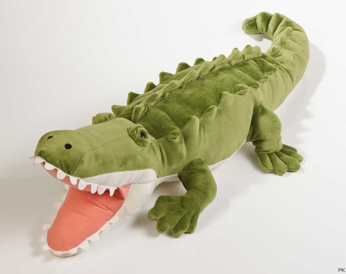 "Plüschtier Krokodil XL ""Alligator"""