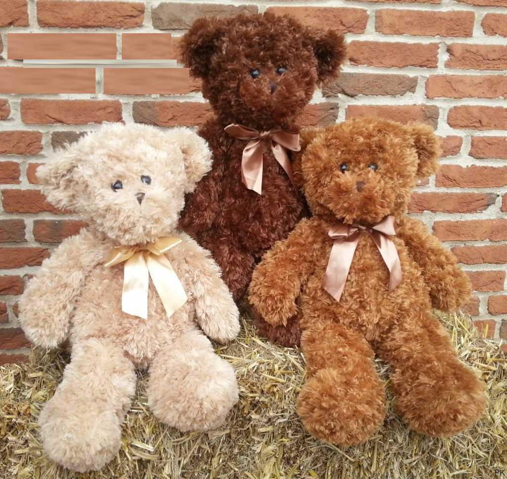 Teddybär, Nostalgie Teddybär